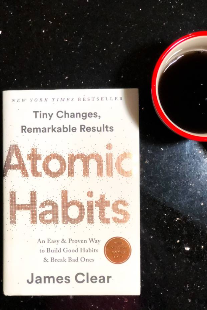 Book Review: Atomic Habits